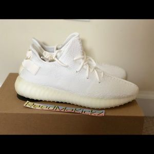 competitive price 8c2c7 a5698 Adidas Yeezy Boost 350 V2 Cream Triple White 2018 NWT